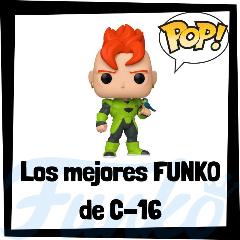 Los mejores FUNKO POP de C-16