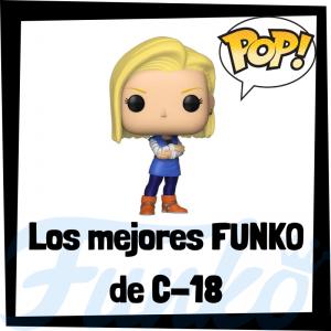Los mejores FUNKO POP de C-18