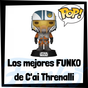 Los mejores FUNKO POP de C'ai Threnalli - Los mejores FUNKO POP de criaturas de Star Wars - Los mejores FUNKO POP de las Guerra de las Galaxias