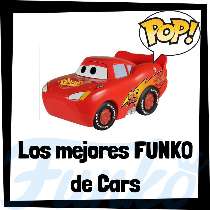 Los mejores FUNKO POP de Cars