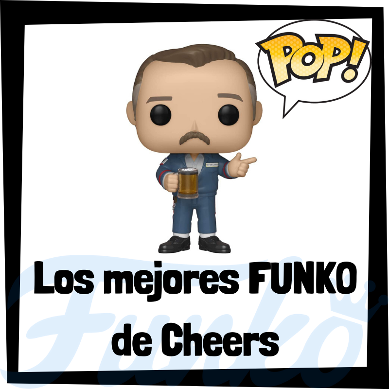 Los mejores FUNKO POP de Cheers