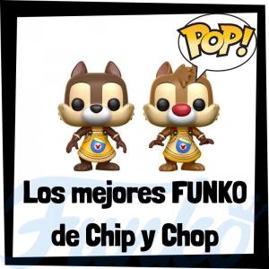 Los mejores FUNKO POP de Chip y Chop