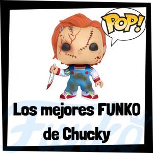 Los mejores FUNKO POP de Chucky, el muñeco diabólico - FUNKO POP de películas de terror