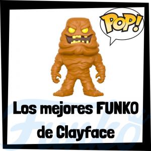Los mejores FUNKO POP de Clayface