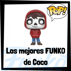 Los mejores FUNKO POP de Coco - Funko POP de películas de Disney Pixar - Funko de películas de animación