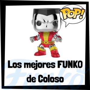 Los mejores FUNKO POP de Coloso - Los mejores FUNKO POP de los X-Men - Funko de los personajes de los X-Men