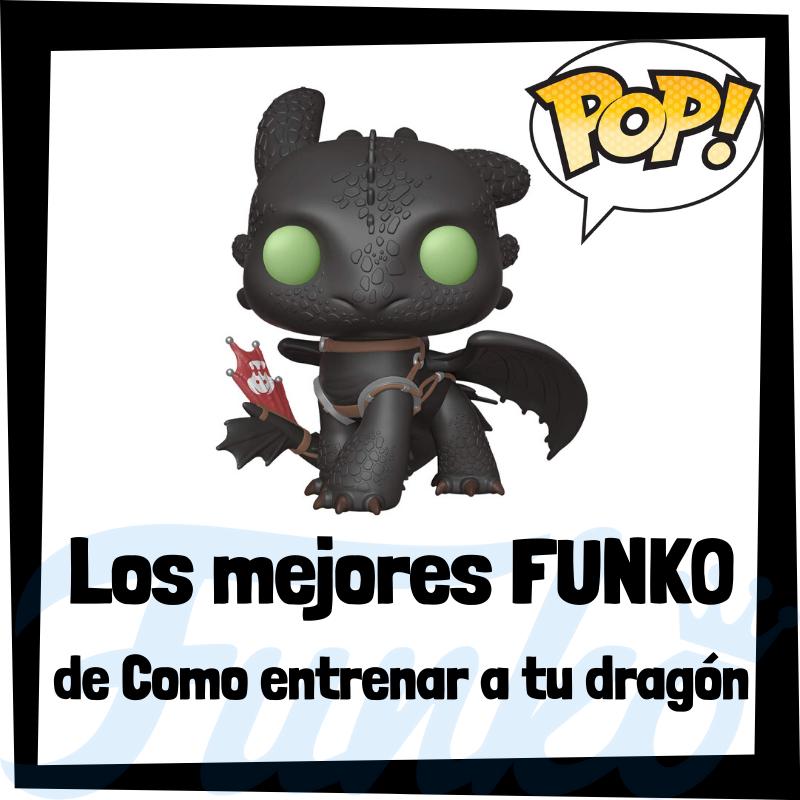 Los mejores FUNKO POP de Cómo entrenar a tu Dragón