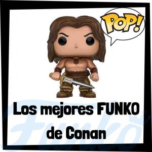 Los mejores FUNKO POP de Conan el Bárbaro - FUNKO POP de películas