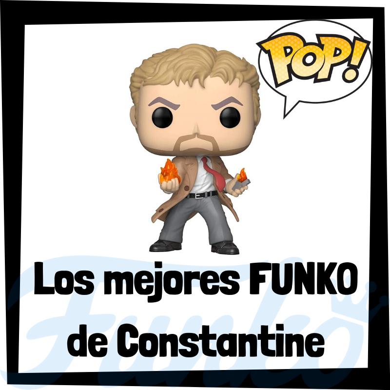 Los mejores FUNKO POP de Constantine