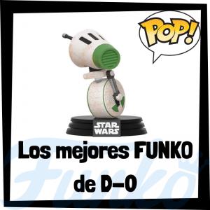 Los mejores FUNKO POP de D-0 - Los mejores FUNKO POP de Star Wars - Los mejores FUNKO POP de las Guerra de las Galaxias