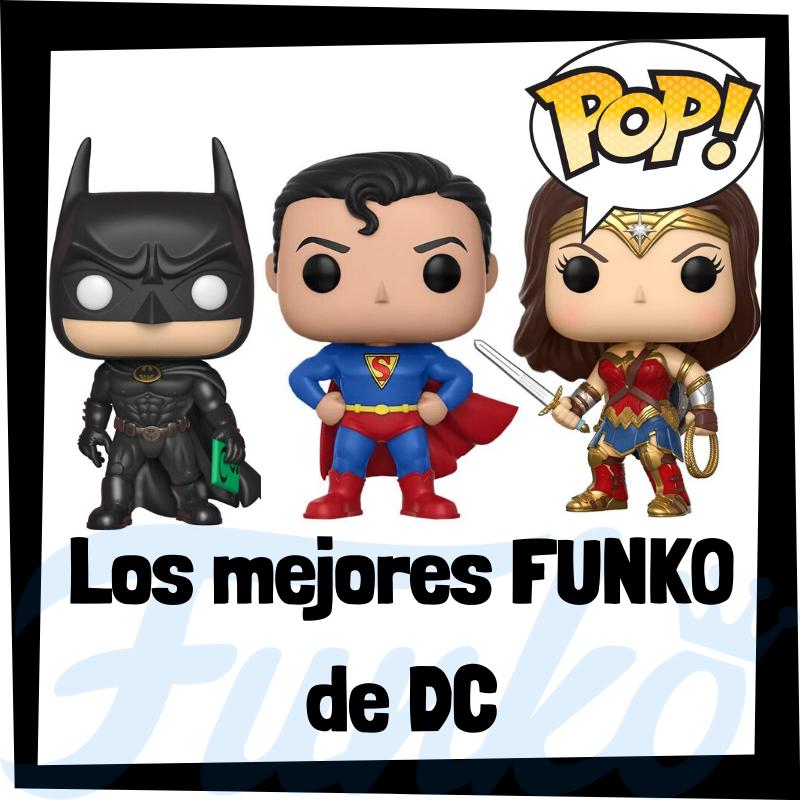 Los mejores FUNKO POP de DC