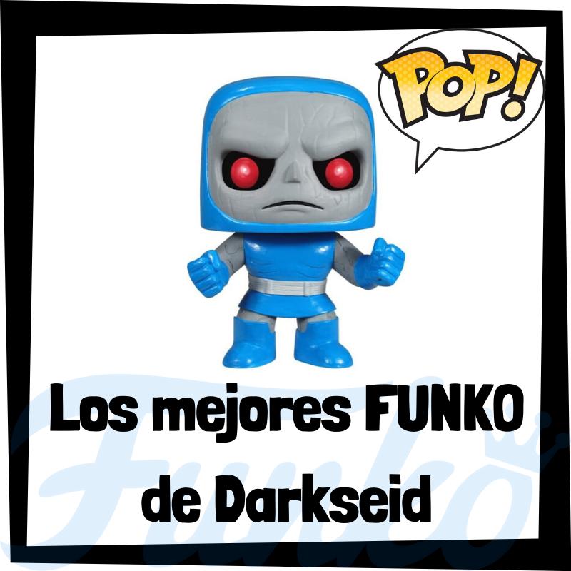 Los mejores FUNKO POP de Darkseid