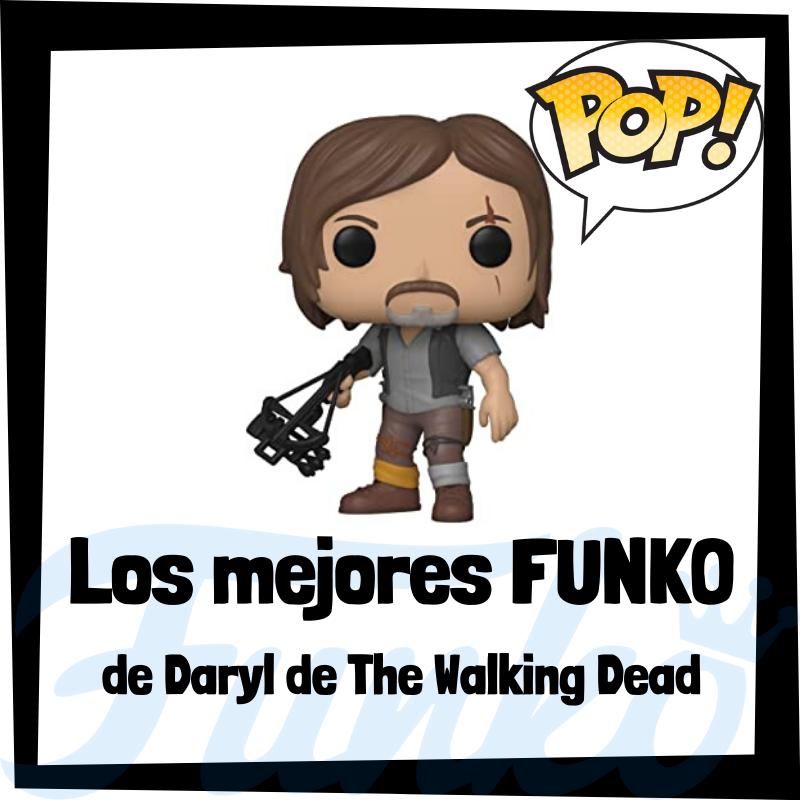 Los mejores FUNKO POP de Daryl de The Walking Dead