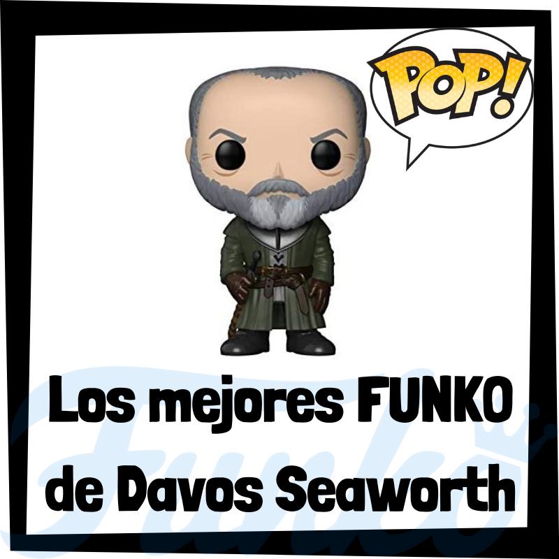Los mejores FUNKO POP de Davos Seaworth de Juego de Tronos