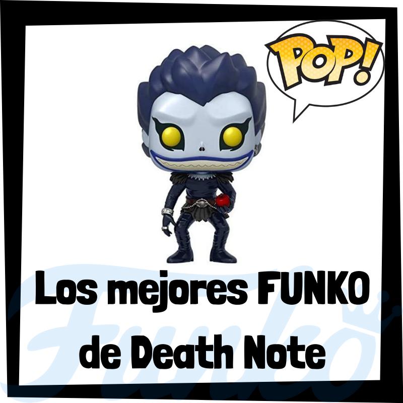 Los mejores FUNKO POP de Death Note