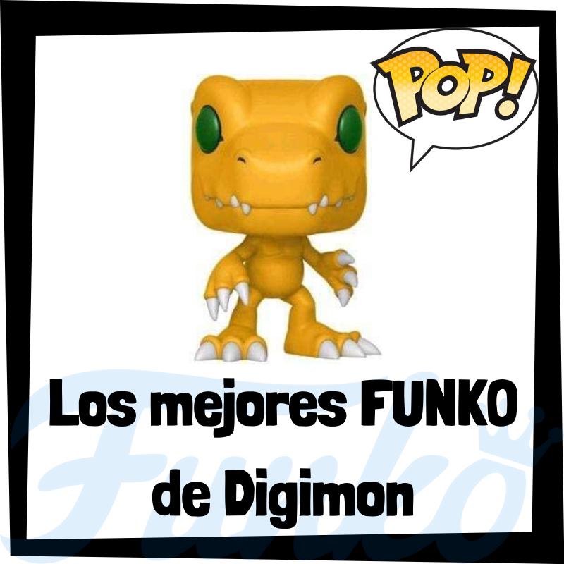 Los mejores FUNKO POP de Digimon