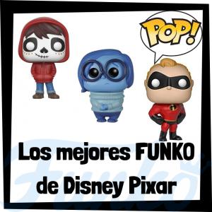 Los mejores FUNKO POP de Disney Pixar