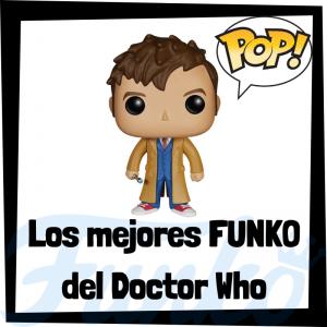 Los mejores FUNKO POP de Doctor Who - Los mejores FUNKO POP de personajes del Doctor Who - Funko POP de series de televisión