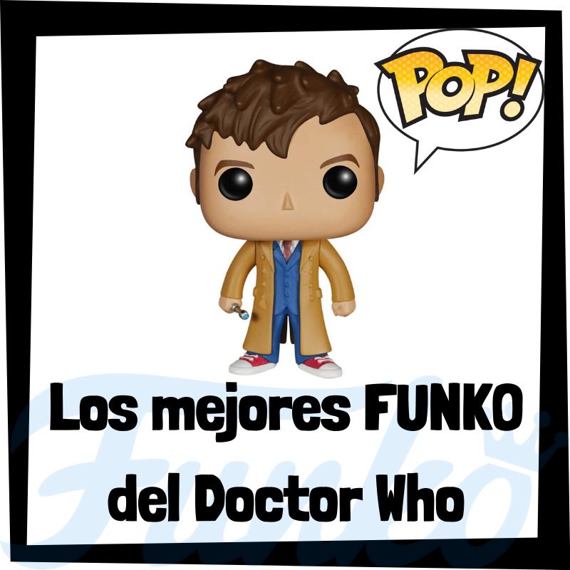 Los mejores FUNKO POP de Doctor Who