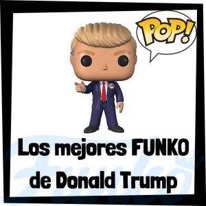 Los mejores FUNKO POP de Donald Trump - Los mejores FUNKO POP de personajes históricos - Los mejores FUNKO POP de presidentes de EEUU