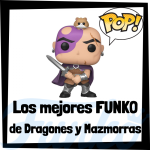 Los mejores FUNKO POP de Dragones y Mazmorras - Funko POP de videojuegos