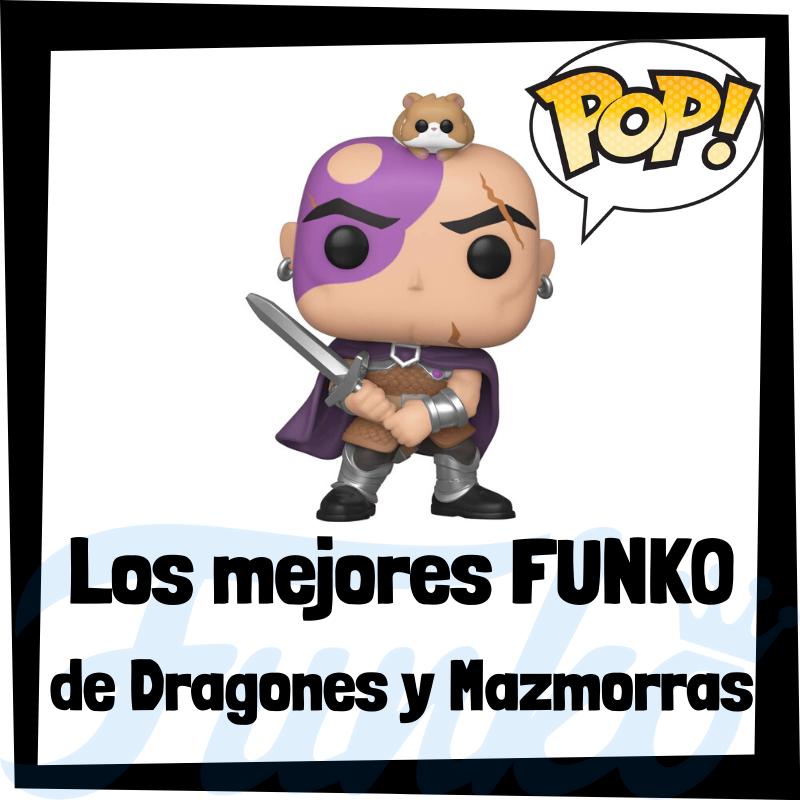 Los mejores FUNKO POP del Dragones y Mazmorras