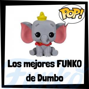 Los mejores FUNKO POP de Dumbo