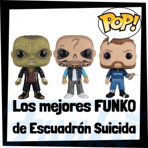 Los mejores FUNKO POP de Escuadrón Suicida