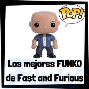 Los mejores FUNKO POP de Fast and furious - FUNKO POP de películas