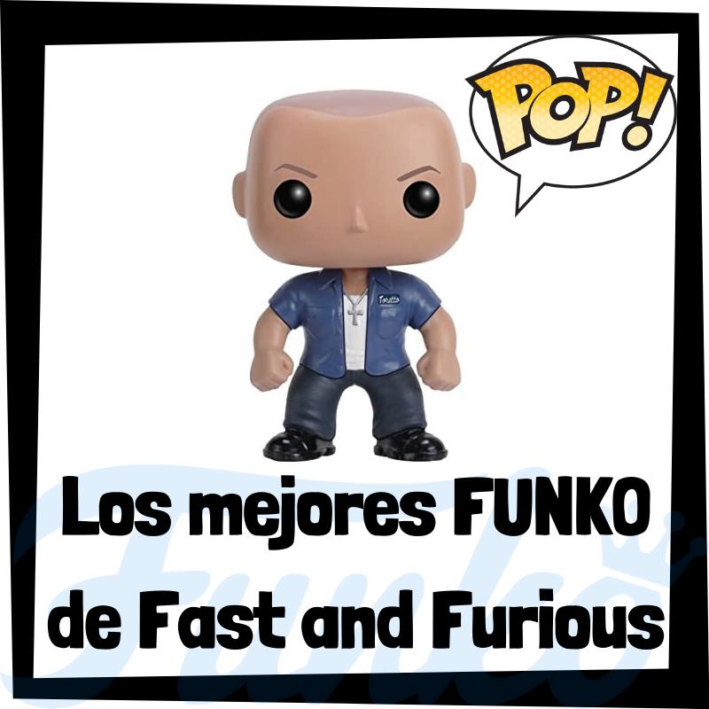 Los mejores FUNKO POP de Fast and Furious