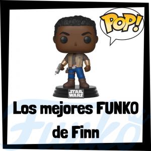 Los mejores FUNKO POP de Finn - Los mejores FUNKO POP de Star Wars - Los mejores FUNKO POP de las Guerra de las Galaxias