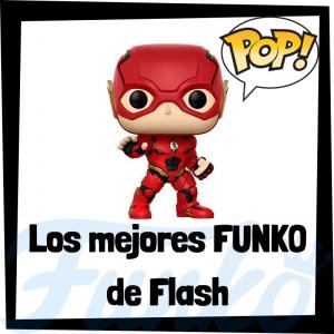 Los mejores FUNKO POP de Flash - Funko POP de la Liga de la Justicia - Funko POP de personajes de DC
