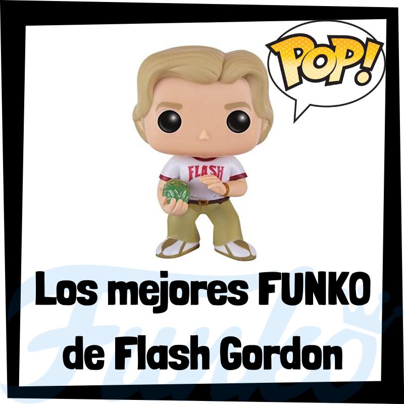 Los mejores FUNKO POP de Flash Gordon