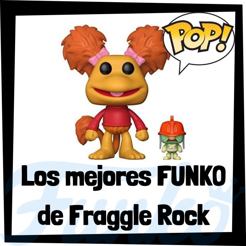 Los mejores FUNKO POP de Fraggle Rock