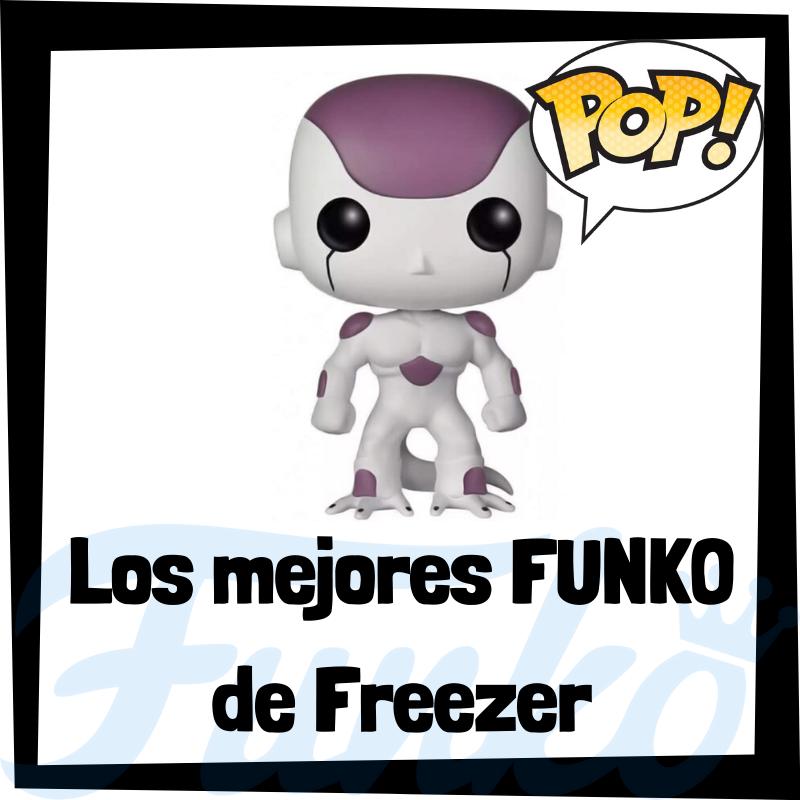 Los mejores FUNKO POP de Freezer