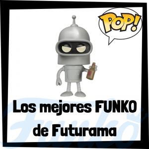 Los mejores FUNKO POP de Futurama - Funko POP de series de televisión de dibujos animados