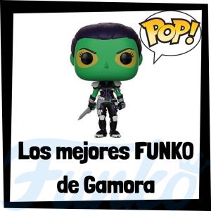 Los mejores FUNKO POP de Gamora