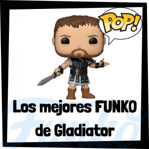 Los mejores FUNKO POP de Gladiator - FUNKO POP de películas