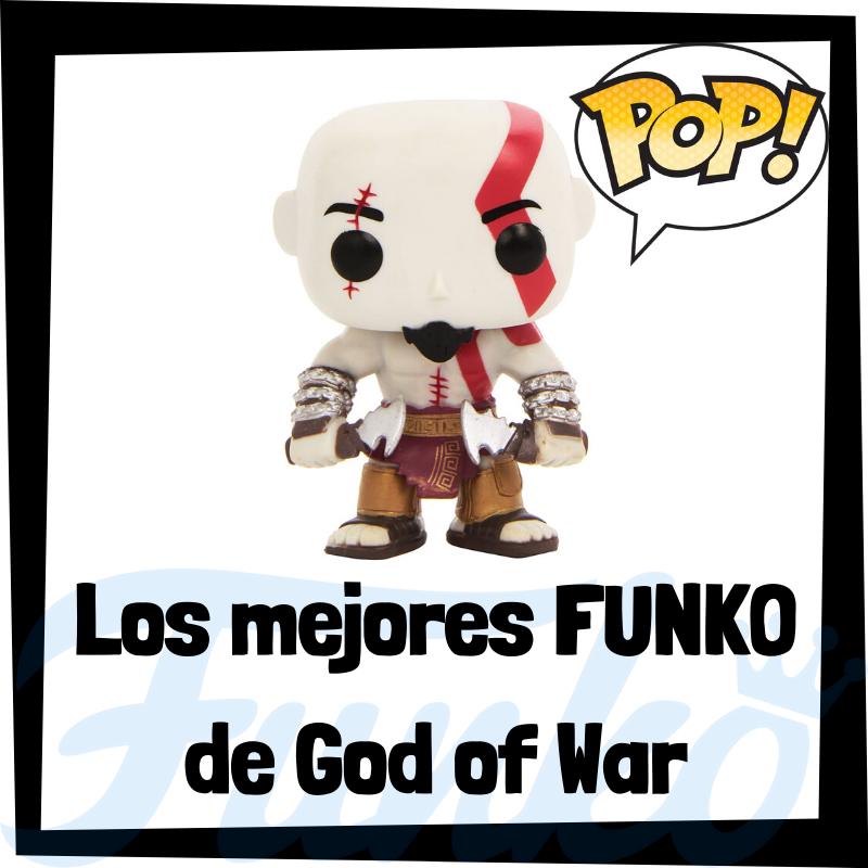 Los mejores FUNKO POP del God of War
