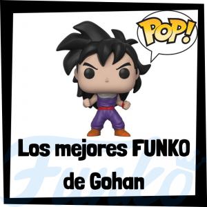 Los mejores FUNKO POP de Son Gohan