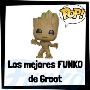 Los mejores FUNKO POP de Groot