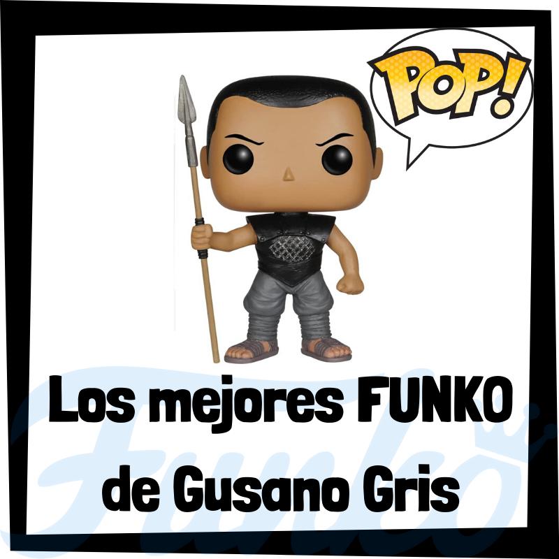 Los mejores FUNKO POP de Gusano Gris de Juego de Tronos