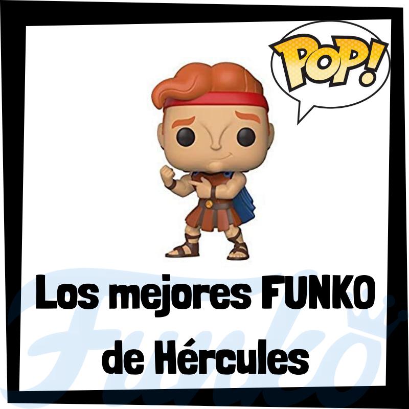 Los mejores FUNKO POP de Hércules