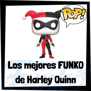 Los mejores FUNKO POP de Harley Quinn - Funko POP de villanos de Batman - Funko POP de personajes de DC de Birds of Prey