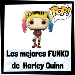 Los mejores FUNKO POP de Harley Quinn en Aves de Presa - Funko POP de villanos de Birds of Prey - Funko POP de personajes de DC