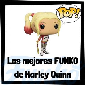 Los mejores FUNKO POP de Harley Quinn en Escuadrón Suicida - Funko POP de villanos de Suicide Squad - Funko POP de personajes de DC