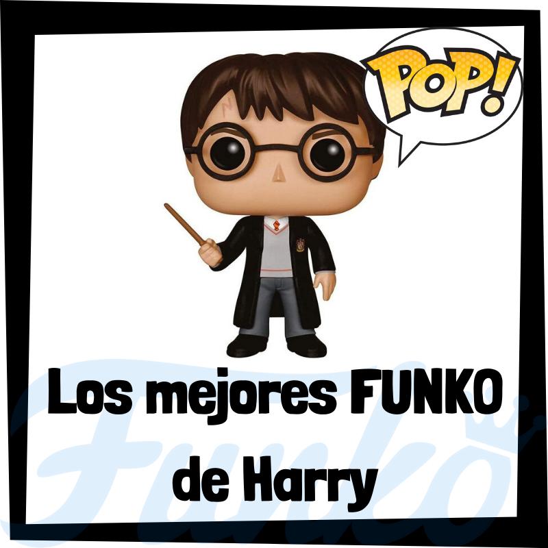 Los mejores FUNKO POP de Harry