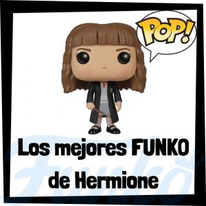 Los mejores FUNKO POP de Hermione Granger