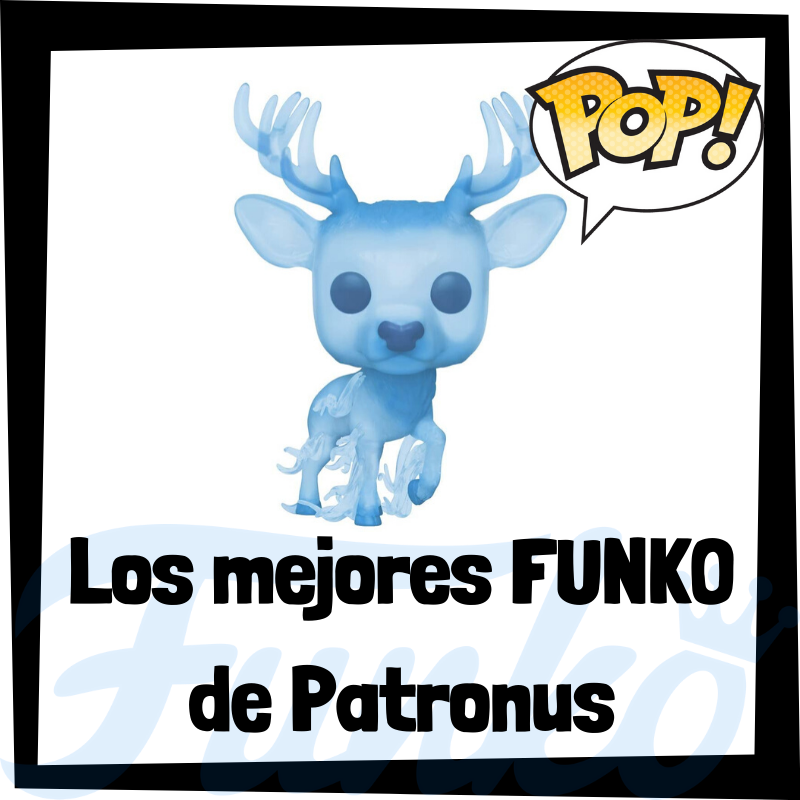 Los mejores FUNKO POP de Patronus de Harry Potter