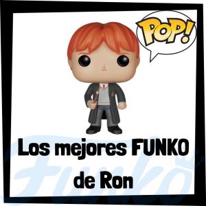 Los mejores FUNKO POP de Ron Weasley